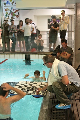 Diving Chess at the 2011 Mind Sports Olympiad